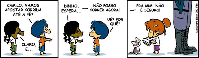 Armandinho, Alexandre Beck