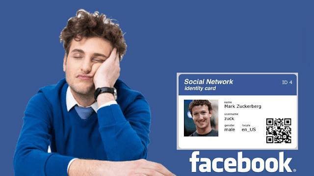 حل مشكلة تأكيد هوية حسابك في الفايسبوك تأكيد حساب الفايسبوك بهوية