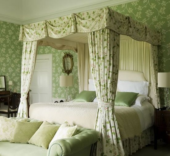 Old World Bedroom Decor Teenage Bedroom Furniture Nz Kids Bedroom Colour Ideas Bedroom Furniture And Decor: Eye For Design: Old World Style Green Bedrooms