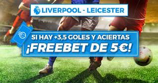 Paston Liverpool vs Leicester 22-11-2020