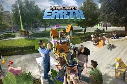 Game Minecraft Earth Mirip Pokemon Go?