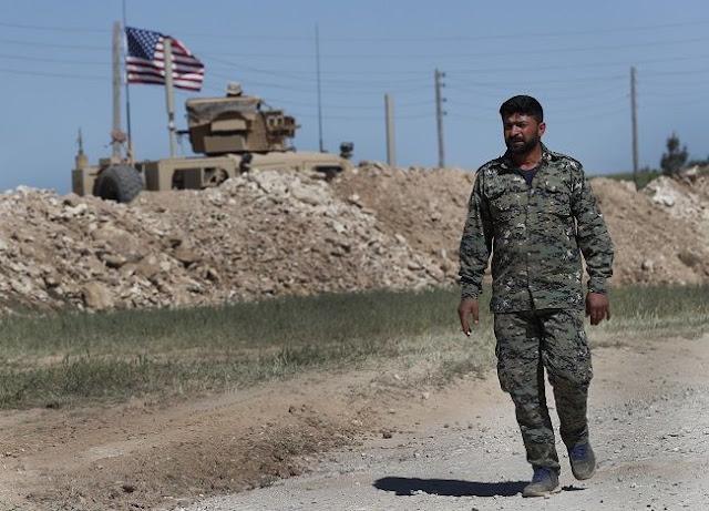 ΗΠΑ: Τα έσοδα των συριακών πετρελαιοπηγών θα πάνε στους συμμάχους μας