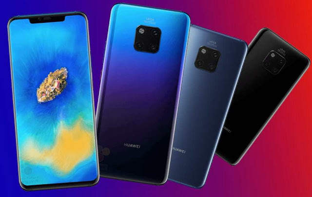 Huawei Mate 20 Pro Hands On | GSMArena.com