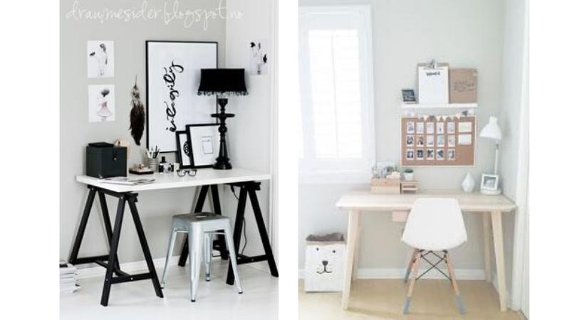 Home Office Improvisado: Soluções Fáceis Para Trabalhar Em Casa