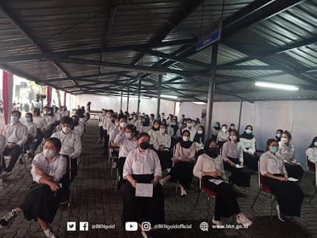 8.000-an Calon Mahasiswa Baru Mengikuti SKD SPMB PKN STAN 2021