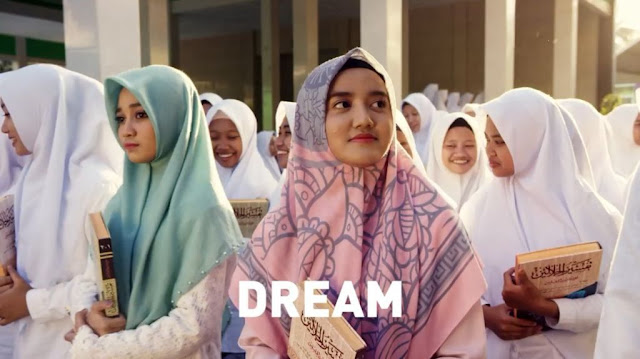 Galery Foto Film The Santri 2019 Yang dibintangi Gus Azmi Syubbanul Muslimin