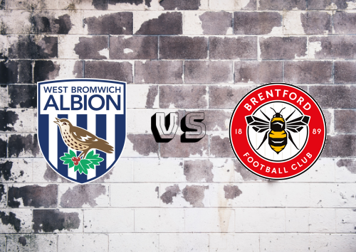 West Bromwich Albion vs Brentford