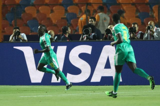 السنغال تفوز على بنين بهدف دون رد اليوم الثلاثاء بتاريخ 10-07-2019 كأس الأمم الأفريقية