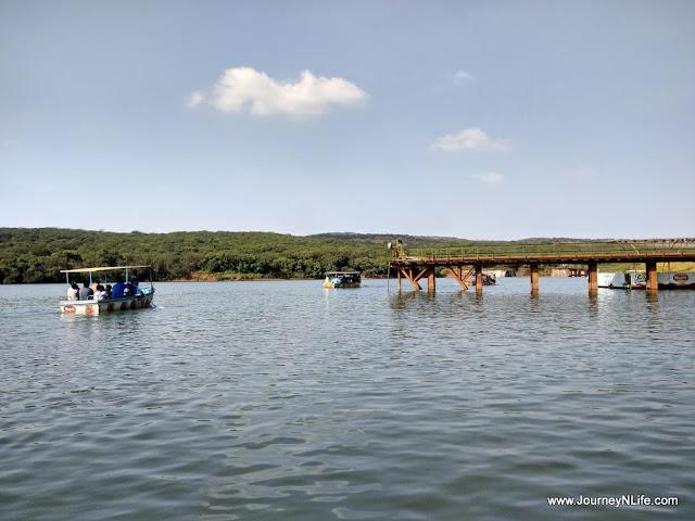 Venna Lake popular tourist spot of Mahabaleshwar, Maharashtra, India