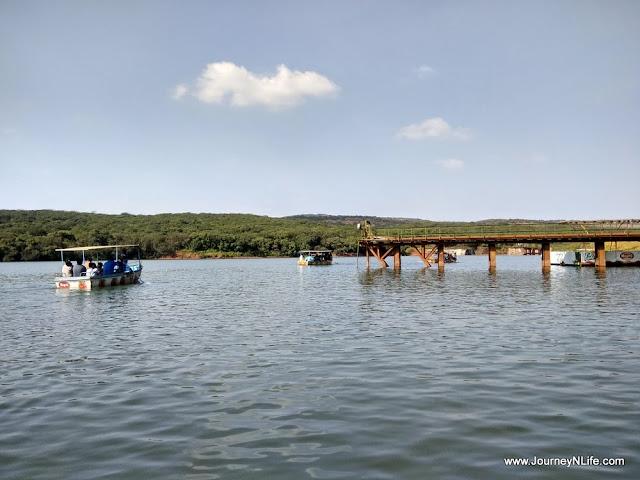 Venna Lake popular tourist spot of Mahabaleshwar, Maharashtra, India