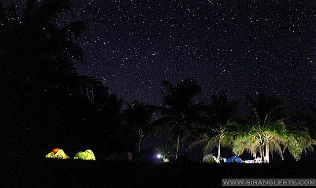laki beach overnight
