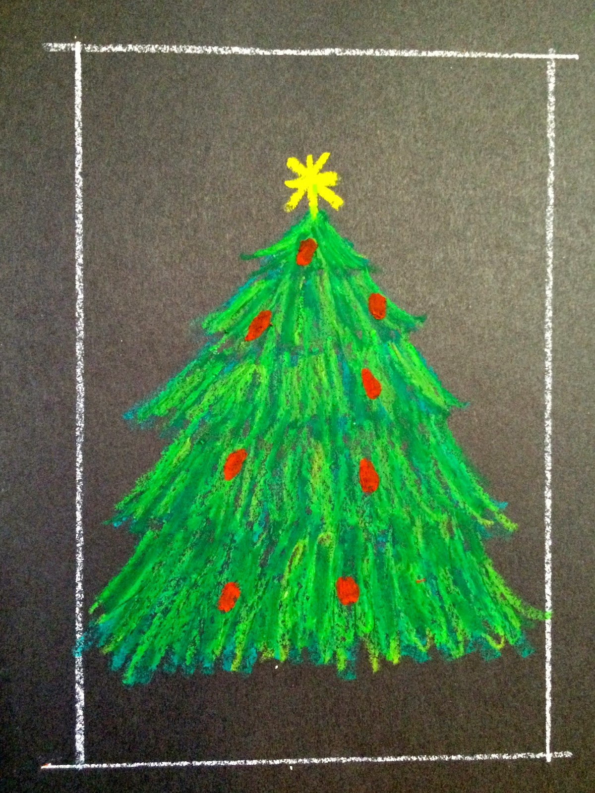 Easy Drawing Ideas For Christmas Simple Christmas Card Designs
