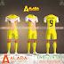 Áo Không Logo Tự Thiết Kế ALB01 2020 Màu Vàng
