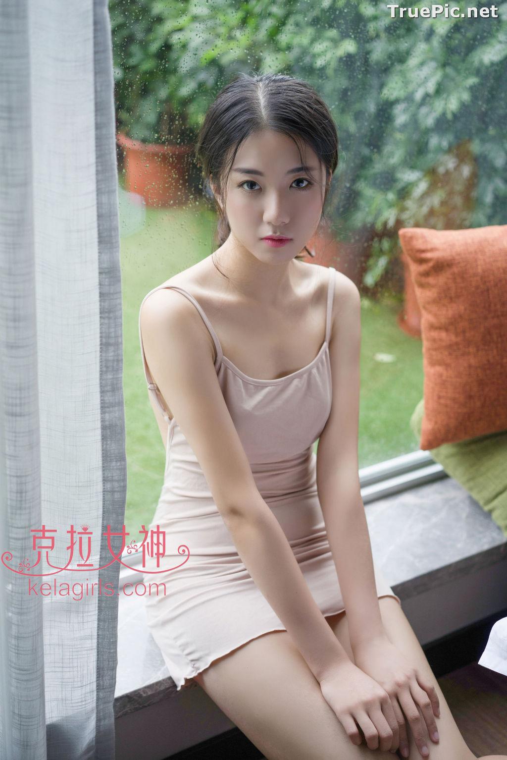 Image KelaGirls 克拉女神 – Chinese Model Ning Ning – Home School Girl Photo Album - TruePic.net - Picture-5