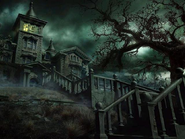 حقيقة وجود الاشباح في بعض المنازل والبيوت
