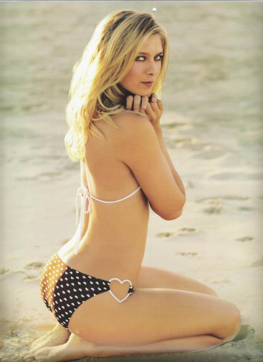 sharapova maria hot - photo #2