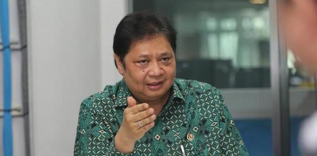 Jelang PSBB Total Jakarta, Ini Masukan Menko Airlangga Untuk Gubernur Anies