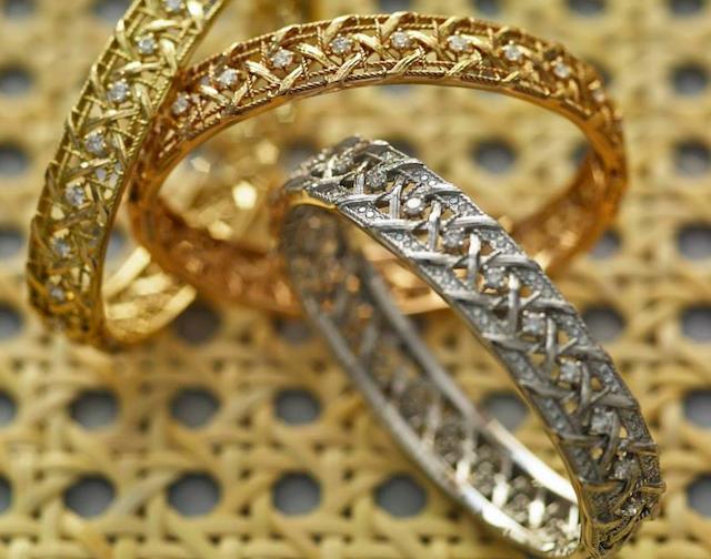 luxury christmas jewelry ring