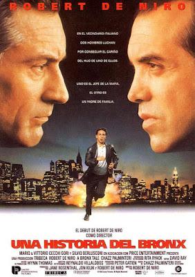 A Bronx Tale 1993 DVD R1 NTSC Latino