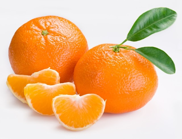 Tangerina o aroma típico desta fruta são os maiores atrativos