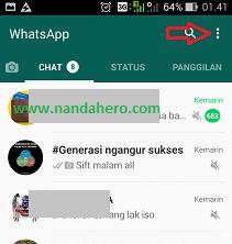 langkah buat grup whatsapp
