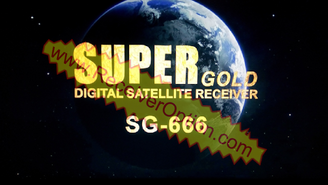 SUPER GOLD SG-666 HD RECEIVER NEW SOFTWARE WITH NASHARE PRO