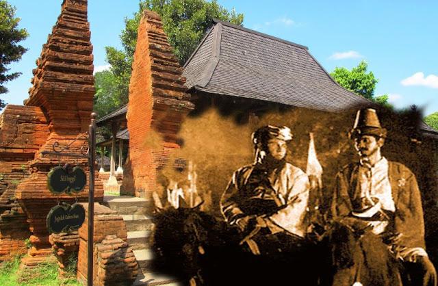 Pangeran Walangsungsang Sri Mangana Cakrabuana Raja Cirebon