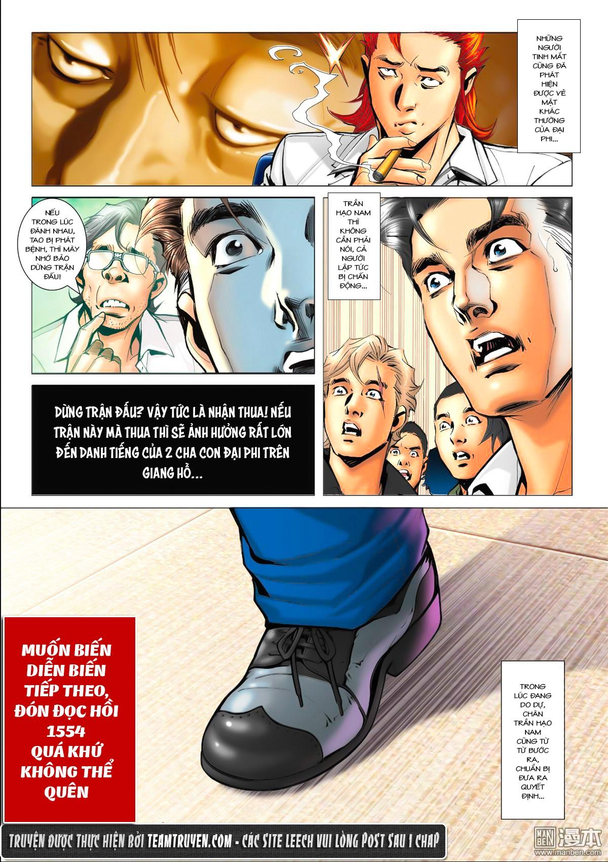 Người Trong Giang Hồ NetTruyen chap 1553 - Trang 29