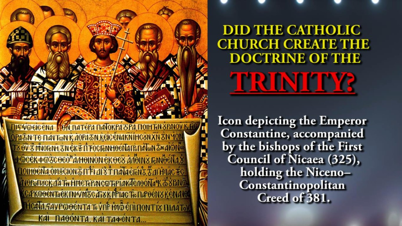 doctrine of the trinity Having gone through all these writings, my understanding about the doctrine of  trinity remained as bewildering as ever before however.