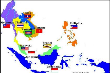 Negara-Negara di Asia Tenggara Beserta Ibukotanya