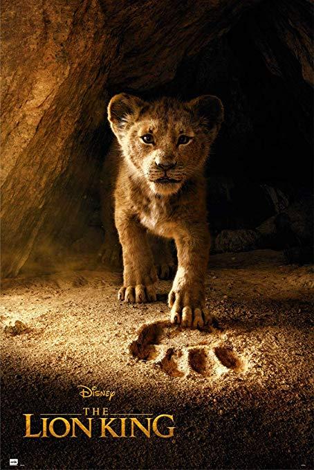 The Lion King [2019] [DVDR] [NTSC] [Latino]