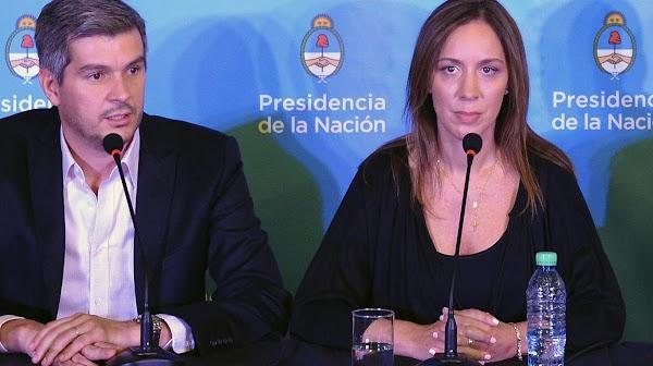 Tensión en el macrismo: Peña y Vidal se echan la culpa por la derrota