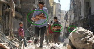 Vidéo sur «l'attaque chimique» à Douma
