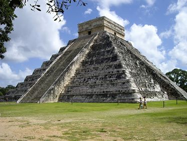 Chichen Itza of Mexico  : 7 Wonders of world