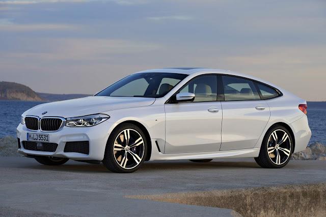 BMW Série 6 GT 2018: fotos, vídeo e especificações