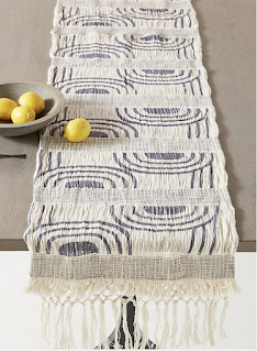 Boho Modern Table Runner