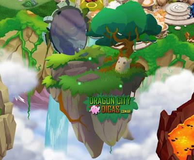 Ilha da Floresta Mágica Parte 1
