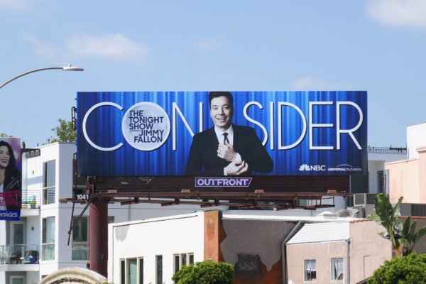 Consider Jimmy Fallon 2018 Emmy billboard