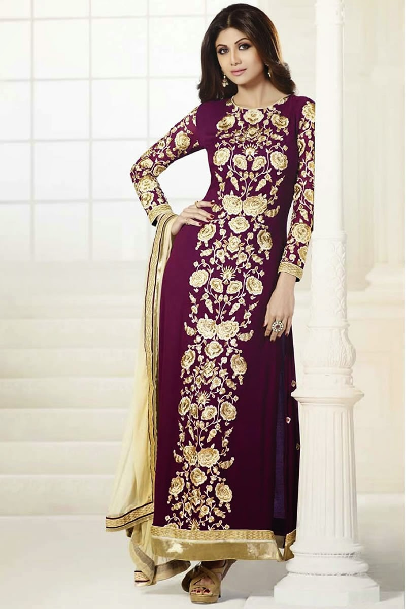 HD BAZAAR - AN ONLINE MEGASTORE: Shilpa Shetty Suits Online India