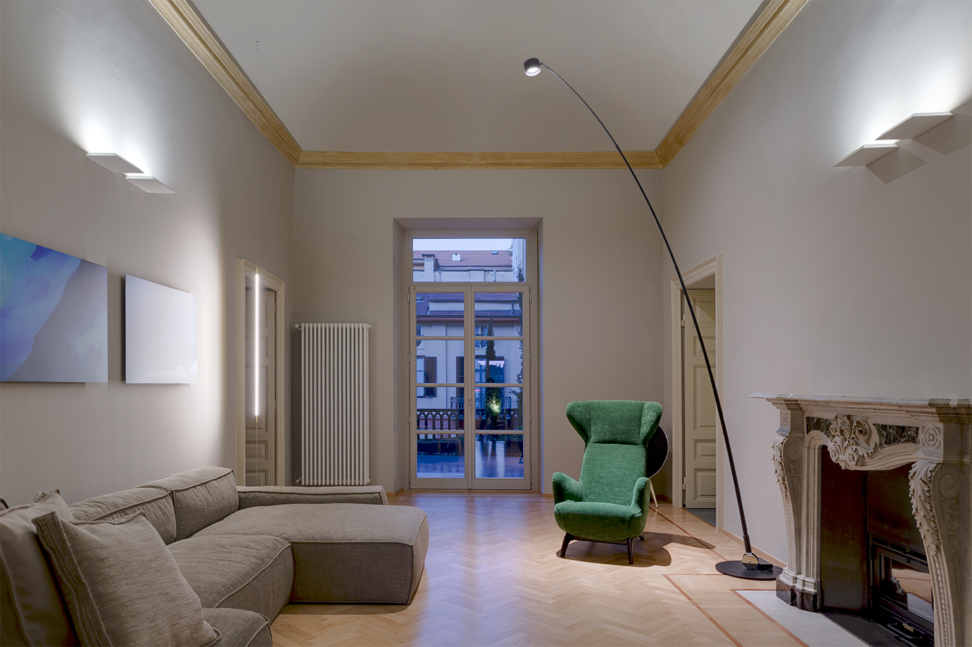 Idee per arredare la vostra casa con le lampade cosa mi for Lampade per casa