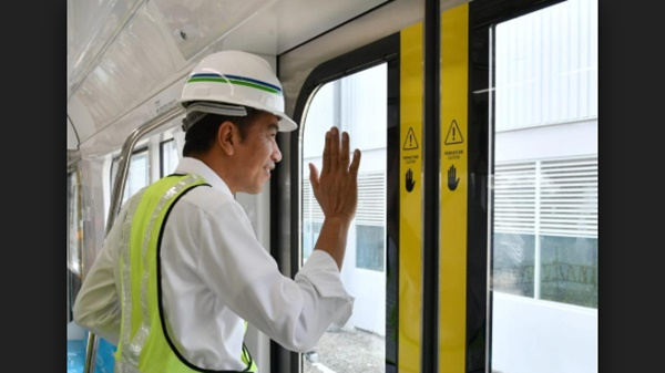 Pembangunan Infrastruktur Jokowi Terkesan Hanya demi Kepentingan Pilpres
