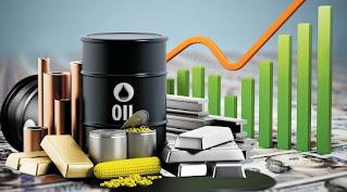 MCX Commodity , Gold , Silver , Crude Oil live price chart , finvestonline.com