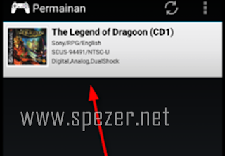Cara bermain game PS1 di Android