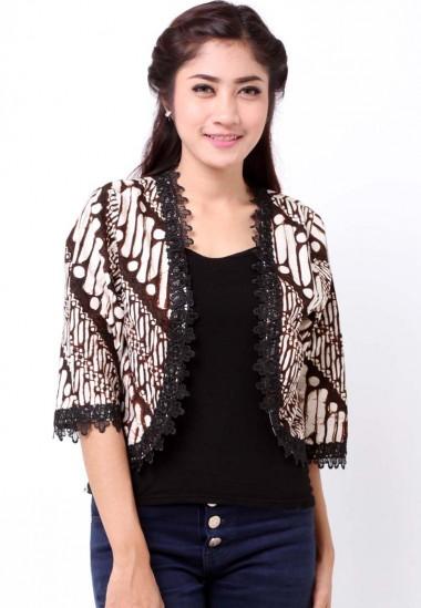 5 Model Baju Batik Modern Cocok Untuk Kuliah Atau Ngantor