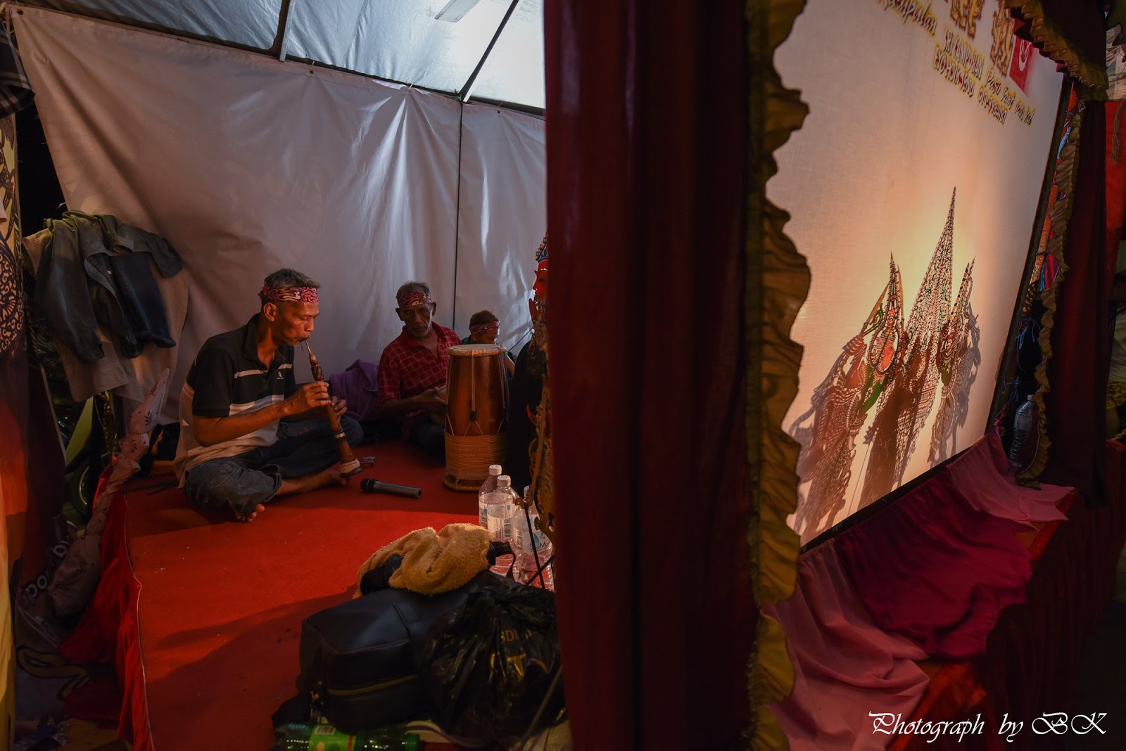 Wayang Kulit : The Shadow Play of Kelantan | BK Photography
