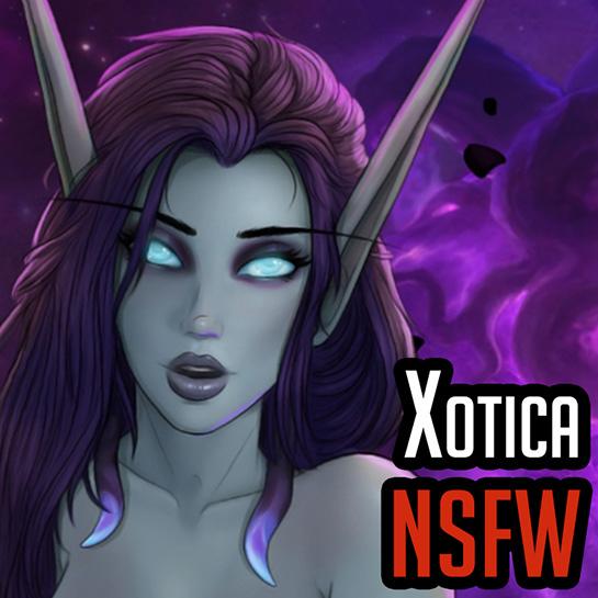 Xotica - World of Warcraft - Ottomar (Vell) Wallpaper Engine