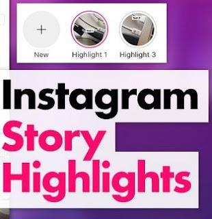 Mengapa Highlight Instagram Stories Tidak Muncul?
