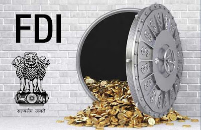 Largest Source of FDI