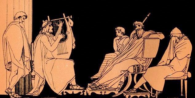 Platón y la Música en la Construcción de la Democracia.