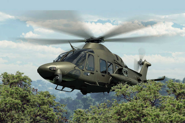Italian Army Esercito AW-169M helicopter